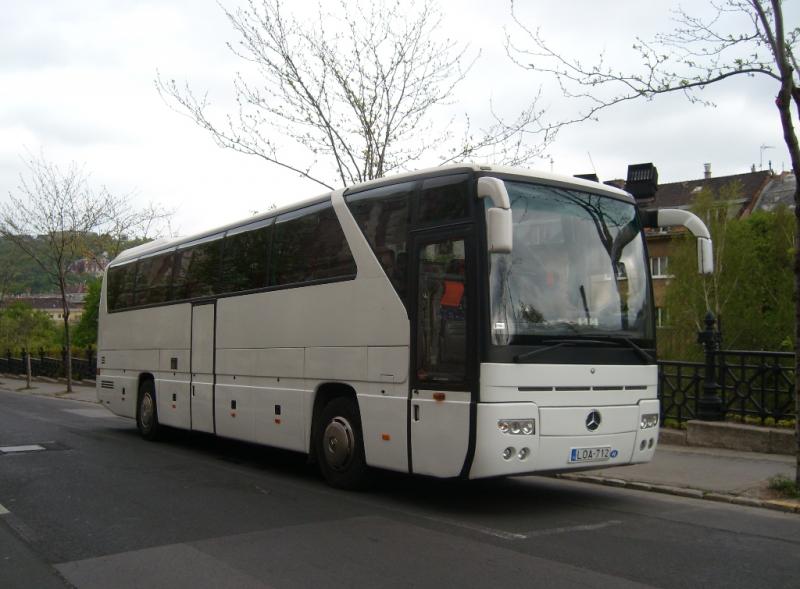 Mercedes Tourismo
