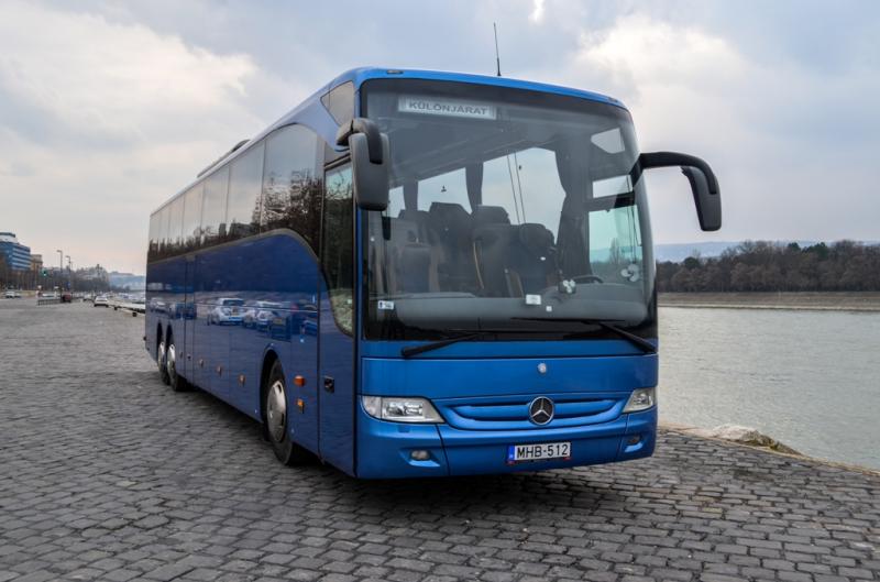 Mercedes Tourismo L